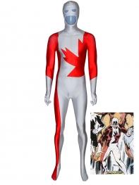 Alpha Flight Vindicator Superhero Halloween Costume