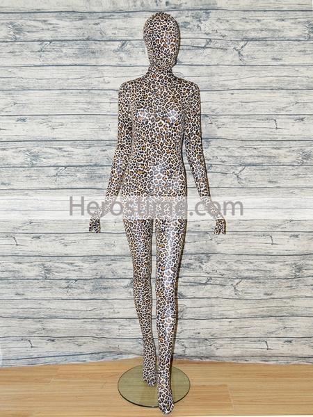 Herostime Sexy Fullbody Leopard Suit Animal Zentai