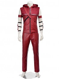 Roy Harper Sleeveless Deluxe Cosplay Costume