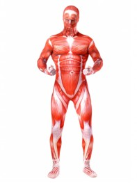 Attack on Titan Bertolt Hoover Colossal Titan Superhero Fullbody Suit