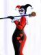 Harley Quinn Costume Heart Version Harley Quinn Cosplay Suit