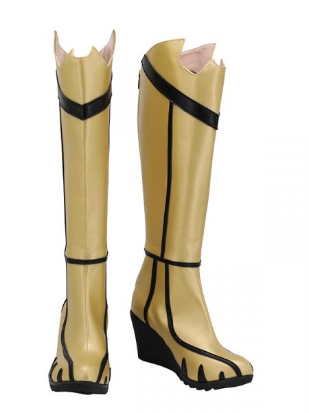 DC Comics Batgirl Superhero Cosplay Boots