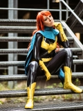 Batgirl Suit DC Comics Superhero Costume