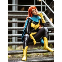 Batgirl Suit DC Comics Superhero Costume