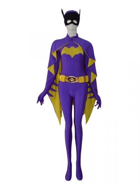 2014 Último Traje Violeta de Batgirl de DC Comics