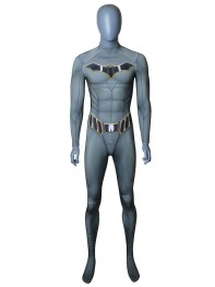 Rebirth Batman Printing Cosplay Superhero Costume No Mask