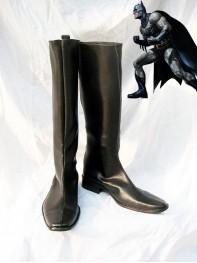 DC Comics Batman Black Long Cosplay Boots