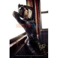 Catwoman Costume 3D Printed Suit