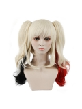 Harley Quinn Wig Suicide Squad Twin Tail Cosplay Wig