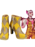 Birds of Prey Harley Quinn Cosplay Boots