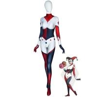 Harley Quinn Costume Supervillain Cosplay Costume