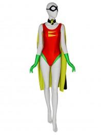 DC Comics Robin Carrie Kelley Spandex Superhero Costume