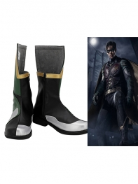 DC Comics Robin Boy Wonder Cosplay Boots