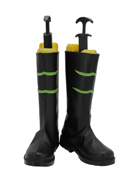 Young Justice Red Robin Superhero Cosplay Boots
