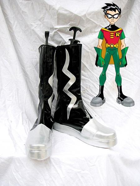 Robin Teen Titans Cosplay Boots