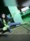 Shego Costume Kim Possible Supervillain Costume