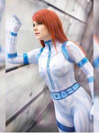 Kim Possible Battle 3D Printing Superhero Costume