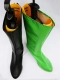 Shego Of Kim Possible Supervillain Female Cosplay Boots