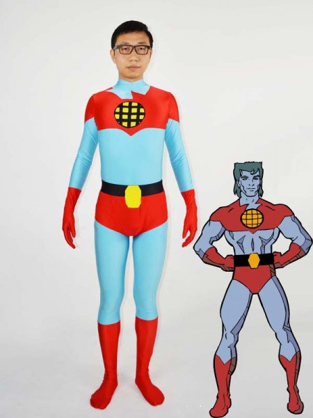 Captain Planet and the Planeteers Captain Planet Superhero Costume