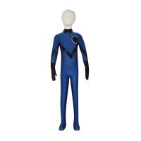 Child Fantastic Four Spandex Superhero Costume