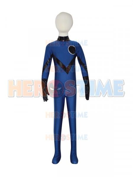 Disfraz de Spandex de Cuatro Fantásticos para Niños