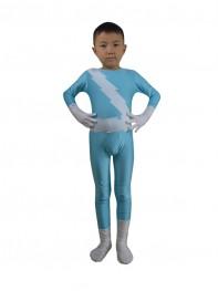 Children Quicksilver The Avengers Superhero Costume