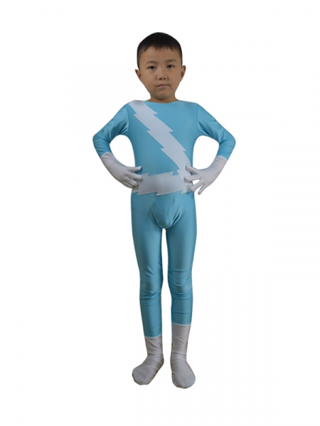 Children Quicksilver The Avengers Superhero Costume