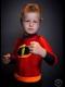 Kids The Incredibles Dash Superhero Costume
