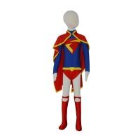 Child Leotard Design Supergirl DC Comics Superhero Costume