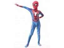 Insomniac PS4 Kids Spiderman Costume Kid Halloween Costume