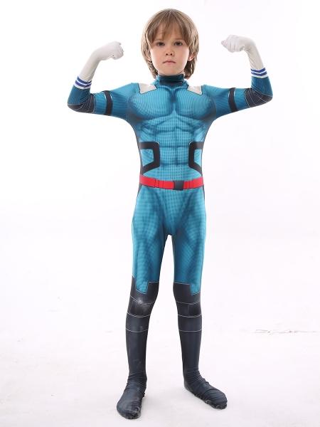 Disfraz de Deku para niños My Hero Academia Disfraz de Halloween para niños