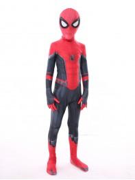 Kid Spiderman Costume Far From Home Spiderman Kid Halloween Costume
