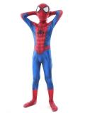 Disfraz Clásico de Spiderman de Halloween para Niños