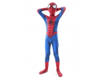 Kids Spiderman Costume Classic Spiderman Kid Halloween Costume