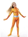 Totally Spies Alex Suit Kids Cosplay Costume Kids Halloween Costume