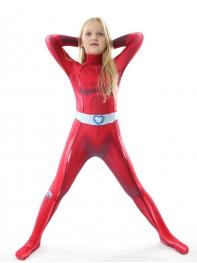 Totally Spies Clover Kids Cosplay Costume  Kids Halloween Costume
