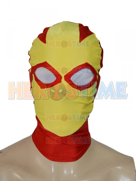 2015 Mister Miracle Custom Superhero Mask