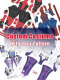 Custom Costume With Your Pattern