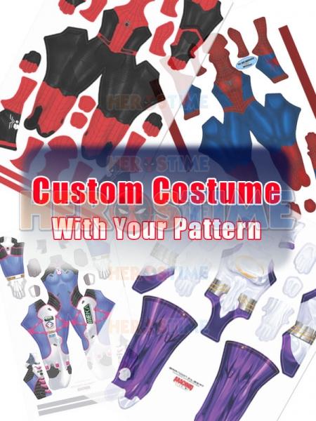 Traje personalizado con tu patrón