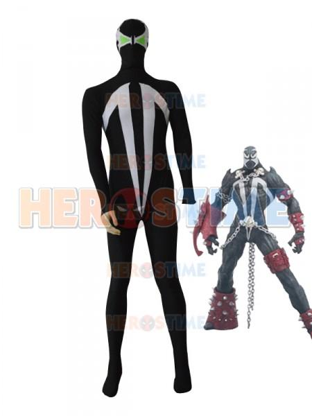 Hellspawn Comics Black Superhero Costume