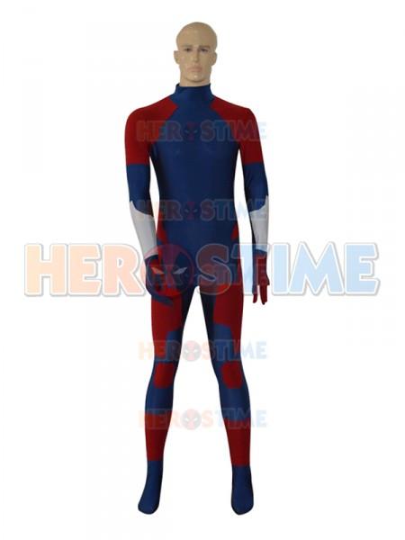 Gray Fox Frank Jaeger Null Metal Gear Custom Superhero Costume