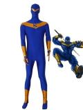 Knight Seeker Blue Superhero Costume