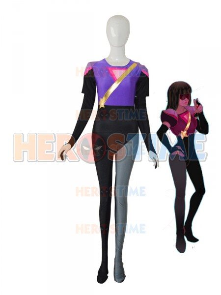 Garnet from Steven Universe Female Superhero Costume