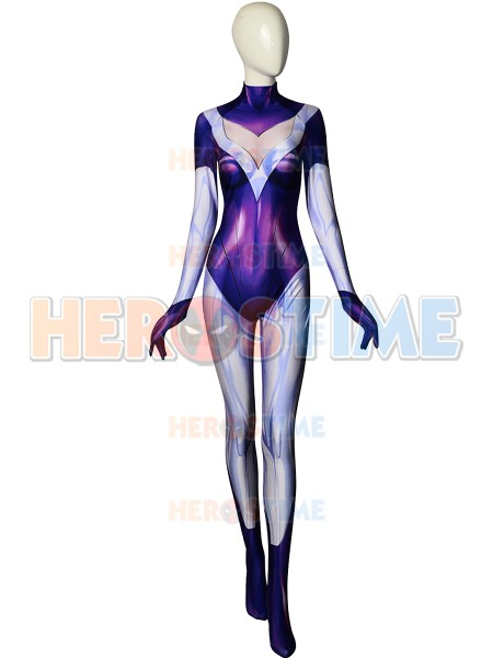 DJ Sona League of Legends Printed Costume