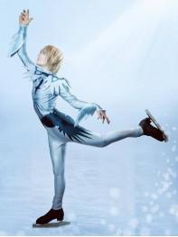 Yuri On Ice Dye-sub Printing Cosplay Catsuit
