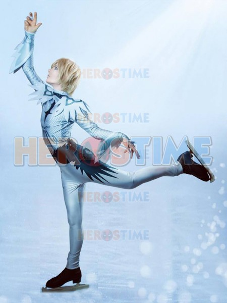 Yuri On Ice Dye-sub Printing Cosplay Catsuit