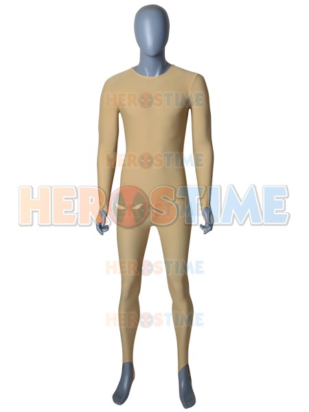 New Fabric Flesh Color Undersuit