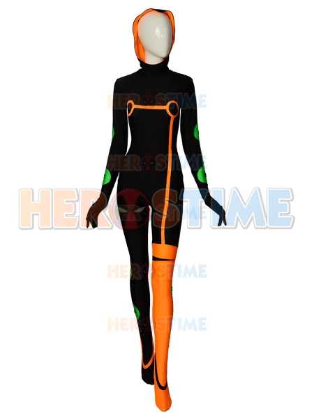Female Custom Spandex Suit