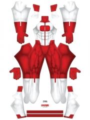 Omni-Man Nolan Grayson Cartoon Cosplay Costume