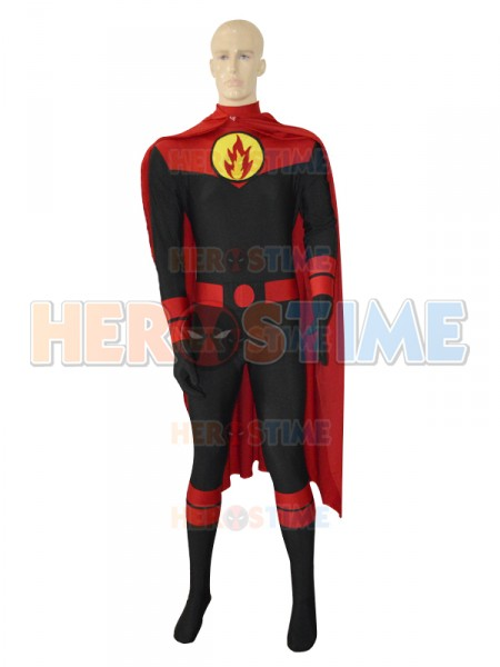 Custom Design Martian Manhunter Justice Lord Superhero Costume